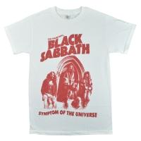 BLACK SABBATH Symptom Of The Universe Tシャツ