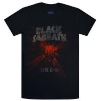 BLACK SABBATH The End Mushroom Cloud Tシャツ