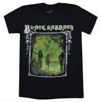 BLACK SABBATH Photo Framed Tシャツ