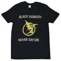 BLACK SABBATH Never Say Die Tシャツ 3