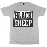 BLACK SHEEP Block Logo Tシャツ