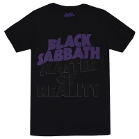 BLACK SABBATH Master Of Reality Tシャツ