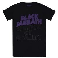 BLACK SABBATH Master Of Reality Tシャツ