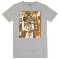 BLACK SABBATH Blue Cross Tシャツ