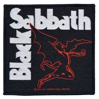 BLACK SABBATH Creature Patch ワッペン