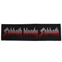 BLACK SABBATH Sabbath Bloody Sabbath Patch ワッペン