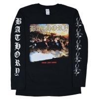 BATHORY Blood Fire Death ロングスリーブ Tシャツ