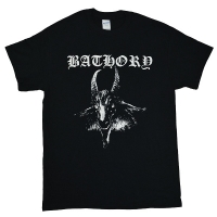 BATHORY Goat Logo Tシャツ