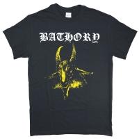 BATHORY Yellow Goat Tシャツ