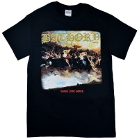BATHORY Blood Fire Death Tシャツ