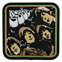 THE BEATLES Rubber Soul Patch ワッペン