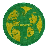 THE BEATLES Let It Be Patch ワッペン