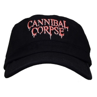 CANNIBAL CORPSE Logo アーミーキャップ
