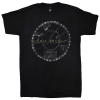 CHRIS CORNELL Solar System Tシャツ
