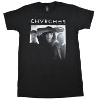 CHVRCHES Band Eoe Tシャツ
