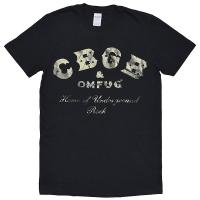 CBGB Underground Rock Tシャツ
