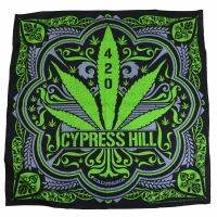 CYPRESS HILL 420 バンダナ