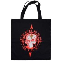 CYPRESS HILL Skull & Compass トートバッグ