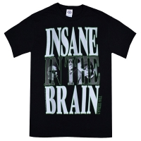 CYPRESS HILL Insane In The Brain Tシャツ