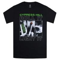 CYPRESS HILL Roll It Up Tシャツ