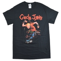 CIRCLE JERKS Skank Man Tシャツ 2