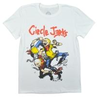 CIRCLE JERKS Skank Man Tシャツ