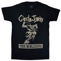CIRCLE JERKS 1988 Tour Tシャツ