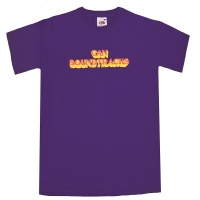 CAN Soundtracks Tシャツ