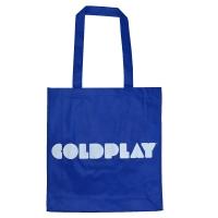 COLDPLAY Logo エコバッグ