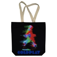 COLDPLAY Fuzzy Man トートバッグ