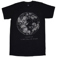 COLDPLAY A Sky Full Of Stars Tシャツ