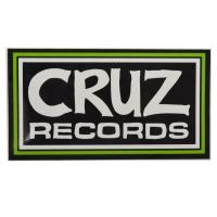 CRUZ RECORDS Logo ステッカー