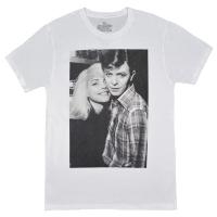 DAVID BOWIE David And Debbie Tシャツ