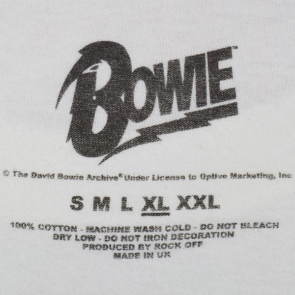 bowie white-