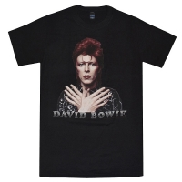 DAVID BOWIE Ziggy 1973 Tシャツ