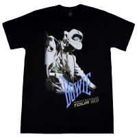 DAVID BOWIE Serious Moonlight Tour 83 Tシャツ
