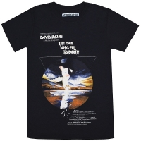 DAVID BOWIE The Man Who Fell To Earth Tシャツ