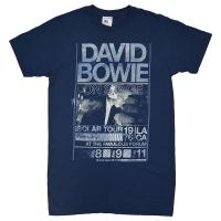 DAVID BOWIE Isolar Tour 1976 Tシャツ