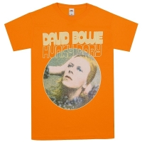 DAVID BOWIE Hunky Dory Pic Tシャツ