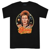 DAVID BOWIE Space Oddity Tシャツ