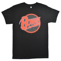 DAVID BOWIE Diamond Dogs Logo Tシャツ