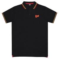 DAVID BOWIE Flash Logo ポロシャツ