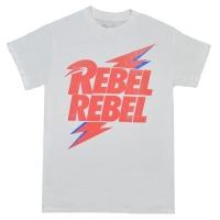 DAVID BOWIE Rebel Bolt Vintage Tシャツ