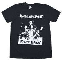 DISCHARGE Fight Back Tシャツ