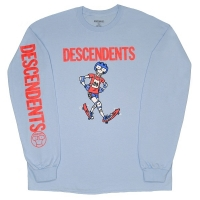 DESCENDENTS Freestyle ロングスリーブ Tシャツ