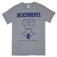 DESCENDENTS Commit Adulthood Tシャツ