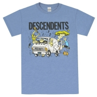 DESCENDENTS Van Tシャツ
