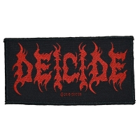 DEICIDE Logo Patch ワッペン