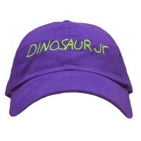Dinosaur Jr. Lime Logo ベースボールキャップ