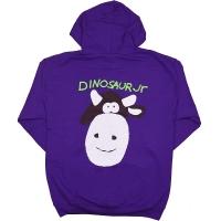 Dinosaur Jr. Cow ZIP フード パーカー